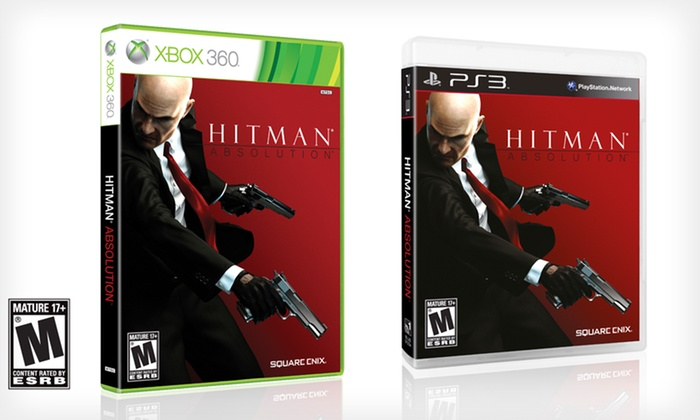 Hitman: Absolution for Xbox 360 or PS3: $18.99 for Hitman: Absolution for Xbox 360 or PlayStation 3 ($49.99 List Price). Free Shipping and Free Returns.