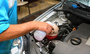 Intergrity Auto Care: Oil Change Packages at Intergrity Auto Care (Up to 90% Off). Two Options Available.