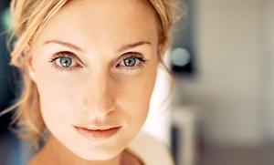 The Natural Face Lift: One  Natural Face Lift Microcurrent Session at The Natural Face Lift (54% Off)