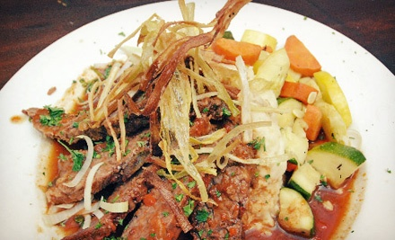 $15 for $30 Worth of Irish-Inspired Gastropub Food for Two or More People at Dubliner Irish Pub