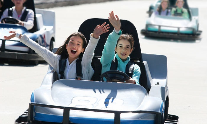 All Fun Recreation Park - Victoria: $10 for a Triple the Fun Pass with Go-Karts, Mini Golf, and Batting Cages at All Fun Recreation Park ($20 Value)