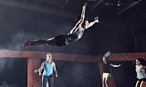 Up to 53% Off Open-Jump Sessions at Sky Zone, plus 6.0% Cash Back from Ebates.