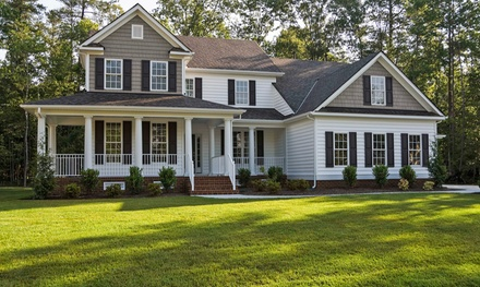 Pressure Washing for a One- or Two-Story Home from Carolina Clean (50% Off)
