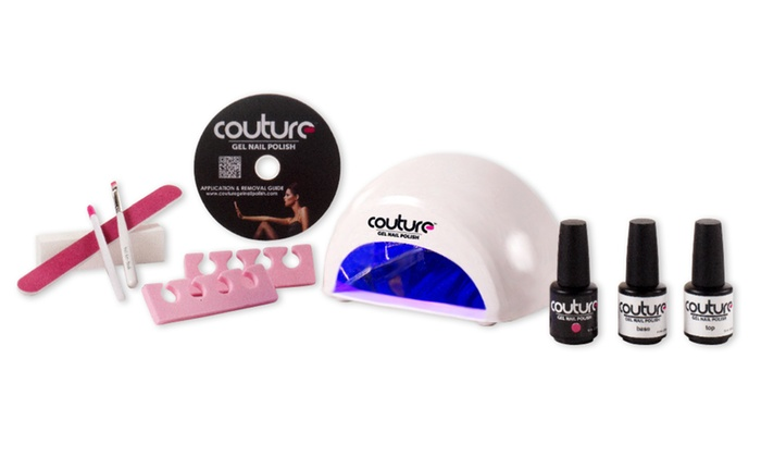 Couture Gel Nail Polish: $69 for $99 Toward the Couture Gel Nail Polish Kit of Your Choice