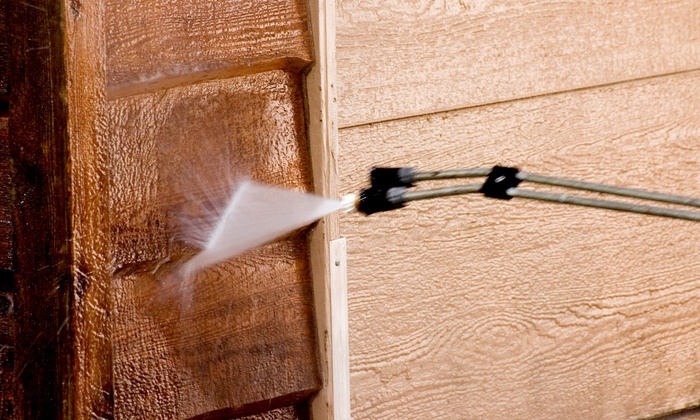 Green Clean VA - Richmond: Home Pressure Washing from Green Clean VA (Up to 67% Off). Three Options Available.