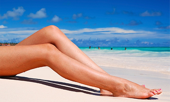 The Center for Aesthetic Medicine - Multiple Locations: Laser Hair-Removal Treatments at The Center for Aesthetic Medicine Sacramento (Up to 80% Off). Five Options Available.