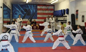 Lee's Martial Arts Edgewood: Four Weeks of Unlimited Martial Arts Classes at Lee's Martial Arts Edgewood (60% Off)