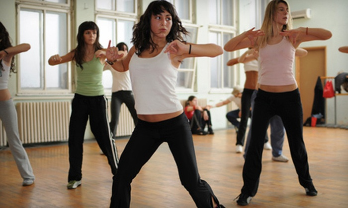 Zumba with Ahva - Sioux Falls: 10 or 20 Yoga, Zumba, or Belly-Dancing Classes at Zumba with Ahva (Up to 81% Off)