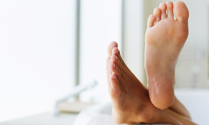 Lowcountry Plastic Surgery Center - Daniel Island: Laser Toenail-Fungus Treatment for One or Both Feet at Lowcountry Beauty & Wellness Spa (Up to 84% Off)
