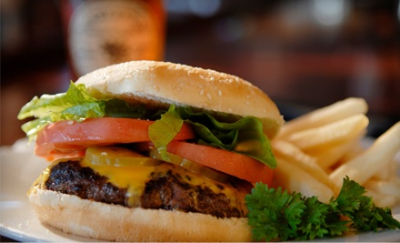 $12 for $24 Worth of Burgers and Drinks at Your Burger