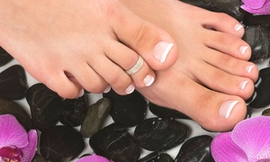 Lynn's Hair Lounge and Spa: One Pedicure at Lynn's Hair Lounge and Spa (48% Off)