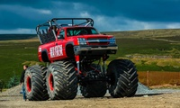 Monster Truck and Car Crawling Plus 4x4 Off-Road Experience at Wicked Adventures (Up to 63% Off)