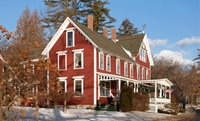 GROUPON: B&B in New Hampshire's Lakes Region The Lake House at Ferry Point