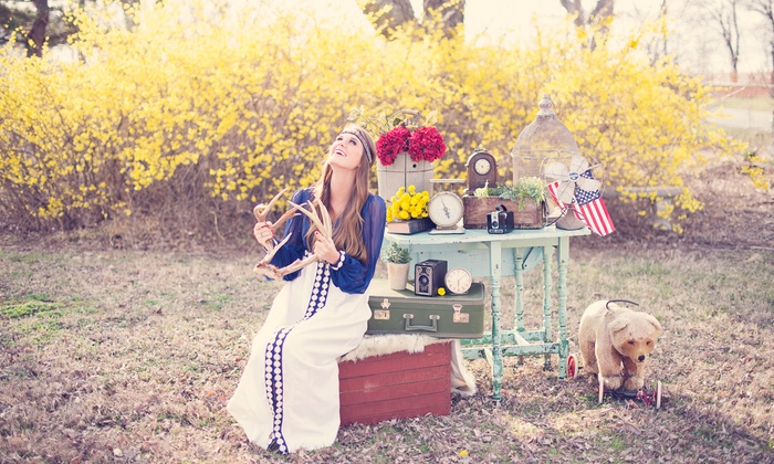 Vintage Market Days of Northwest Arkansas - Fayetteville: $10 for Three-Day Access and Early Buying for Two to Vintage Market Days of Northwest Arkansas ($20 Value)