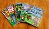 Children's Outdoor Activity and Cooking 5-Book Bundle: Children's Outdoor Activity and Cooking 5-Book Bundle.