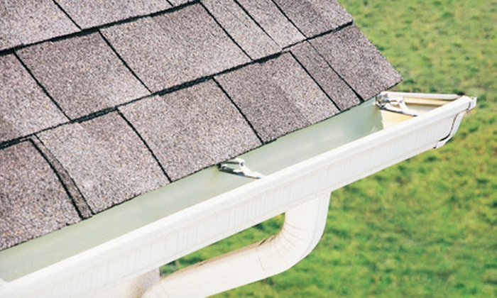 G-Vac - Long Island: Gutter Cleaning for a 1,500- to 3,000-Square-Foot Home, or a 3,000- to 4,000-Square-Foot Home from G-Vac (Up to 60% Off)