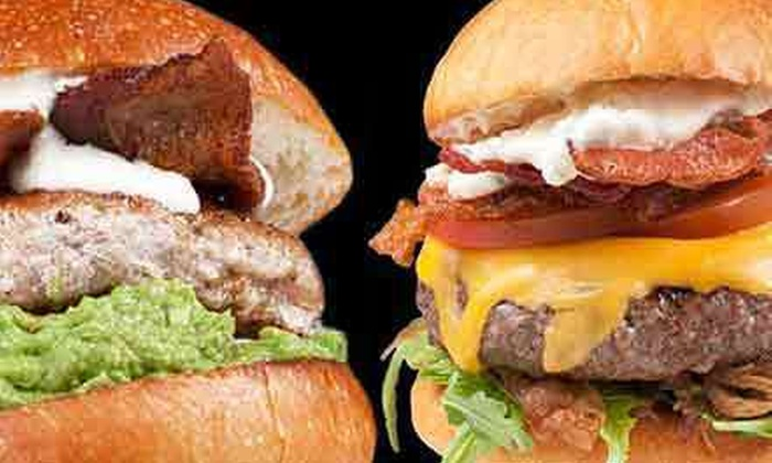 7 Seas Sports Bar and Grill - Westminster: Seafood and Burgers at 7 Seas Sports Bar and Grill (Half Off). Two Options Available.
