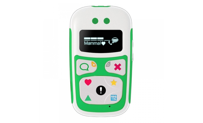BPhone U10 - Telefono per bambi a 34,90 € (31% di sconto)