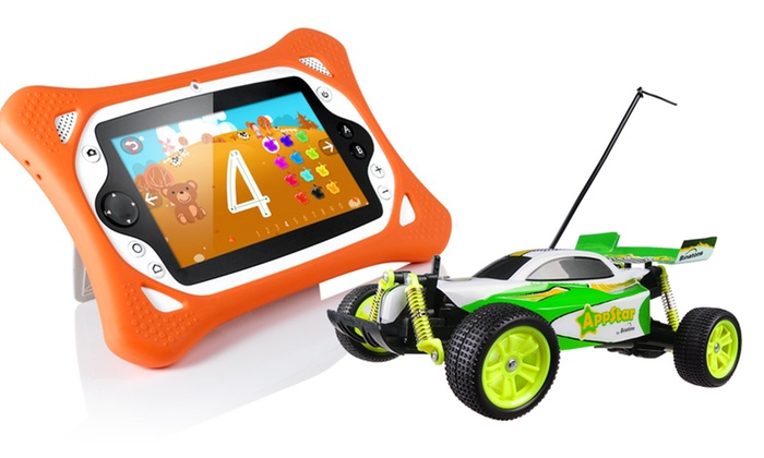 App Star Learn & Play Tablet with RC off-Road Car (GX-100): App Star Learn & Play Tablet with RC off-Road Car (GX-100). Free Returns.