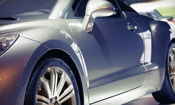 Empire Mobile Wash & Detail - Inland Empire: Basic or The Works Mobile Detail from Empire Mobile Wash & Detail (Up to 51% Off)