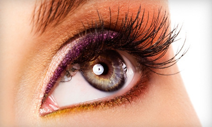 Relax n Tan Inver Grove Heights - Inver Grove Heights: $149 for a Complete Set of Eyelash Extensions at Relax n Tan Inver Grove Heights ($300 Value)