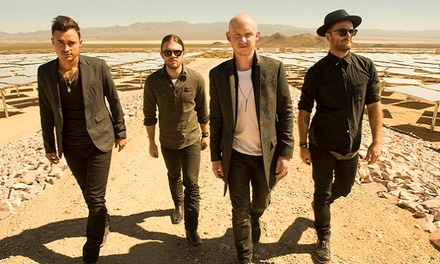 The Fray at Sands Bethlehem Event Center on July 31 at 8 p.m. (Up to 68% Off)