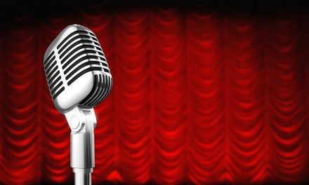 Standup Comedy at Jokerz Comedy Club (Up to 72% Off)