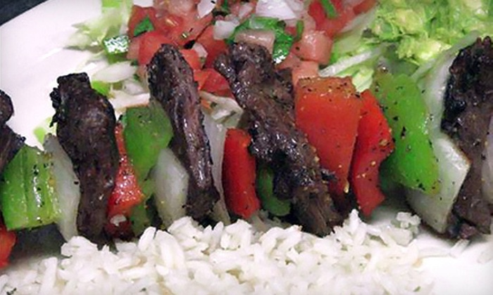 Don Julio's - Multiple Locations: Upscale Mexican Food for Dinner at Don Julio's (Half Off). Two Options Available.