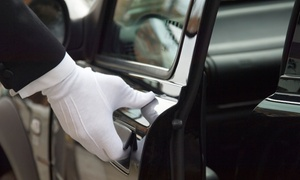 Cordial Limousine: Town Car Service for Four or Limo Servicefor Six from Cordial Limousine (Up to 50% Off)