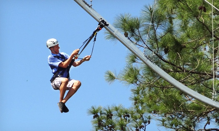 Florida EcoSafaris - St. Cloud: EcoPark Admission for One or Two from Florida EcoSafaris at Forever Florida in St. Cloud (Up to 52% Off)