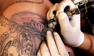 Inked Out New Jersey: Inked Out New Jersey Tattoo & Music Festival at Meadowlands Expo Center on September 11–13 (Up to 55% Off)