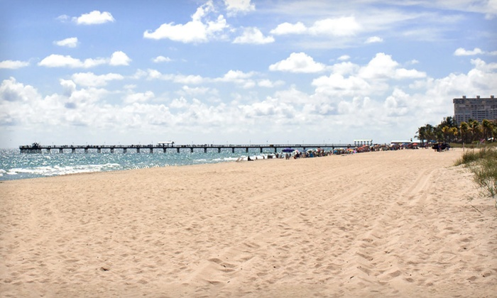 Coral Key Inn - Lauderdale-By-The-Sea, FL: Suites near the Beach and a Popular Fishing Pier