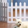 Pet Store 3-Section Folding Pet Gates