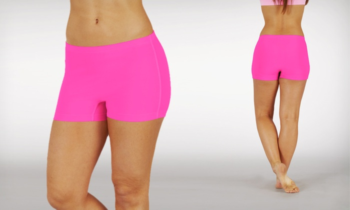 Bally Fitness Women's Compression Shorts: $16.99 for One Pair of Bally Fitness Women's Compression Shorts ($38 List Price). 4 Colors Available. Free Shipping.