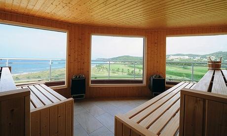 Circuito spa ilimitado y opción a masaje e hidroterapia para 2 personas desde 16,99€ en Spa Sunway Sitges by Ohana Fisio Oferta en Groupon
