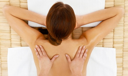 One-Hour Deep-Tissue Massage or Three 30-Minute Focus Treatments at Power of Touch Massage (Half Off)