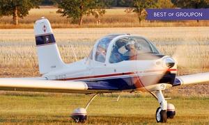 Sky - Rad: Szkolenie wstępne z przelotem zapoznawczym samolotem ultralekkim od 129,99 zł z Sky - Rad
