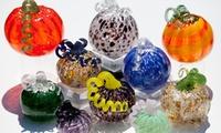 GROUPON: Rainier Glass Studio – Up to 43% Off Glass Blowing Rainier Glass Studio