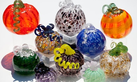 Blow-Your-Own-Glass Project for One or Two at Rainier Glass Studio (Up to 43% Off). Nine Options Available.