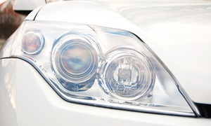 Squeaky Clean Interiors: $29 for Headlight Restoration at Squeaky Clean Interiors ($60 Value)
