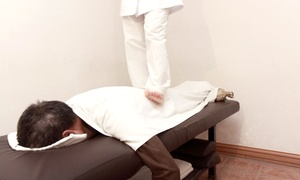 Harmony Massage and Acupuncture: One or Two 60-Minute Swedish or Deep-Tissue Massages at Harmony Massage and Acupuncture (Up to 51% Off)