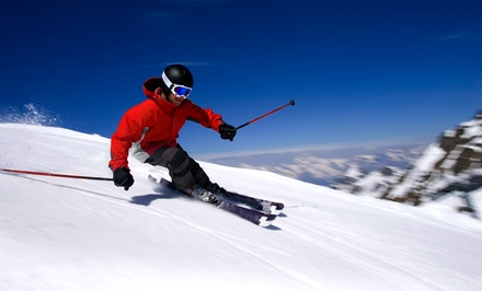 Skiing and Snowboarding Packages at Skyloft Ski Resort (Up to 60% Off). Five Options Available.
