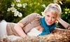 """McCormick Photography - Merion Village: $65 for a Photo-Shoot Package with Image DVD and One 5""""x7"""" Print from Robb McCormick Photodesign ($251.62 Value)"""