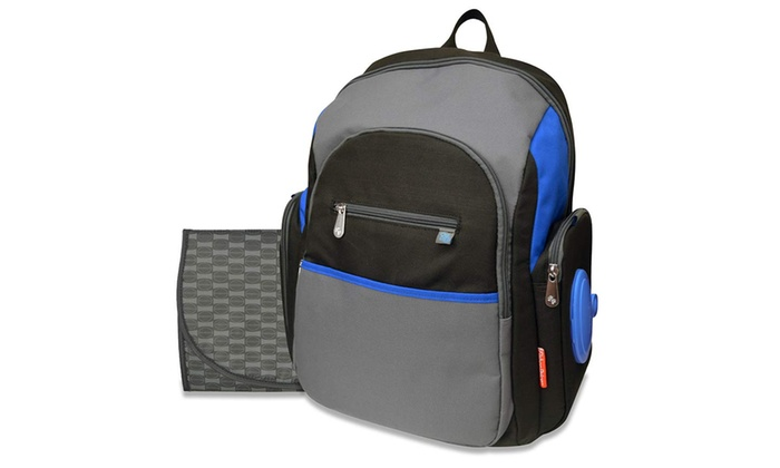 Fisher-Price Backpack Diaper Bag | Groupon Goods