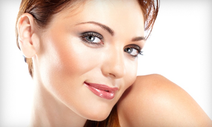 Clinique of Plastic Surgery - Multiple Locations: 20 Units of Botox or One Syringe of Expression dermal filler at Clinique of Plastic Surgery (Up to 51% Off)