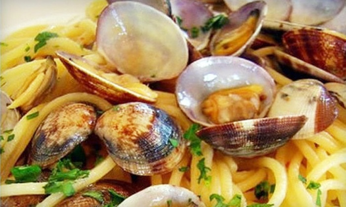 Bacco Wine Cafe - Melbourne: $20 for $40 Worth of Italian Food at Bacco Wine Cafe