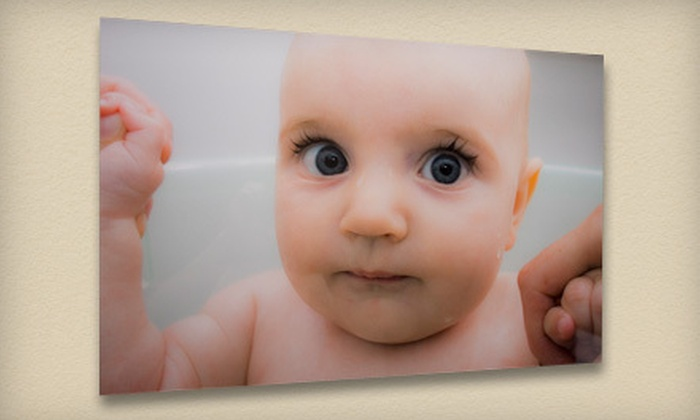 "44 Wide: $59 for a Custom 16""x20"" Face-Mounted Acrylic Photo Print from 44 Wide ($190 Value)"