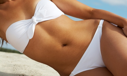One or Three Organic Spray Tans at Beauty Couture (Up to 53% Off)