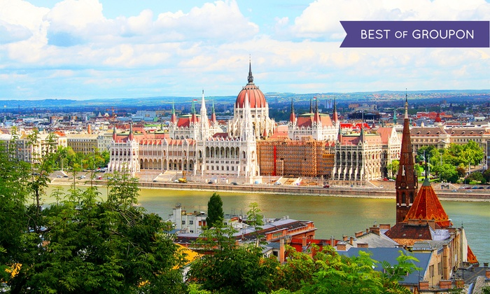 15-Day Central Europe Vacation with Airfare from go-today