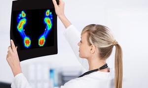 Centro Ortopedico: Visita podologica, esame baropodometrico e uno o 2 dispositivi ortesici in silicone. Valido in 2 sedi